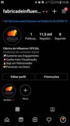 Conta Instagram 11,5k