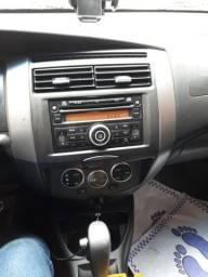 Nissan grand livina 1.8sl automatica 7 lugares/flex