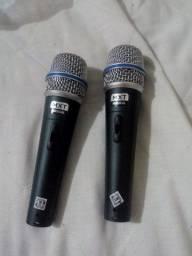 2 microfone sem cabo