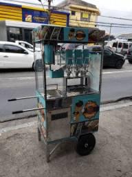 Maquina de churros gourmet pato