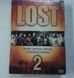 Box Dvd Lost - 2ª Temporada Completa 7 discos- Novo Lacrado
