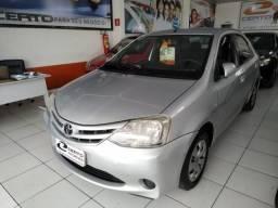 Toyota etios sedan 2013 1.5 xs sedan 16v flex 4p manual