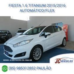 Ford Fiesta 1.6 Titanium 2015/2016
