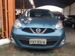 12-Nissan March SV 1.0 2016 Gasolina