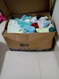 Vendo lote de roupas bebe (ler a descrição)