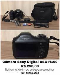 Camera Sony Digital DSc-h100