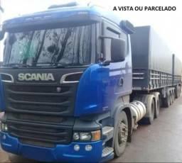 Scania R 440 BITREM
