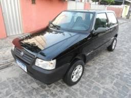 Uno Mille Fire com Ar Condicionado Gelando Muito!!! - 2005