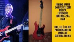 Guitarra Tagima Juninho Afram (JA) em Nova Friburgo RJ