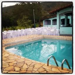 Título do anúncio: Magnífica Chácara no Bairro Melos, Em Piranguçu, com 5.000 m² e Lazer Fantástico!