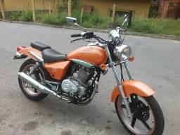 Moto linda (vendo urgente) - 2008