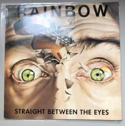 Rainbow - Straight Between The Eyes - LP Vinil - Importado - Disco