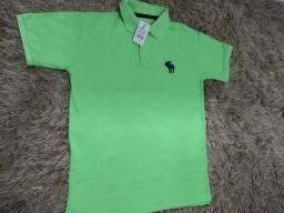 Camisa Polo Tam P Promoção Peça única