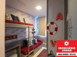 SAM 308 Torre Cerejeira - 2 quartos - 46m² - Morada de Laranjeiras