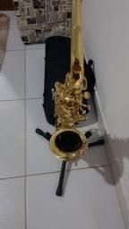 Sax Alto harmonic