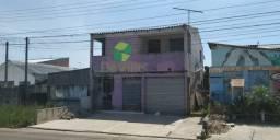 Sobrado inacabado c/ comércio no Tatuquara-Curitiba-PR. R$170.000,00