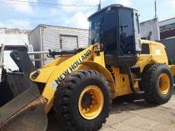 Vendo 01 Pá Carregadeira New Holland 2014