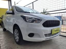 Vendo ou troco - Ford Ka Hatch 1.0 SE Branco 2016 Completo