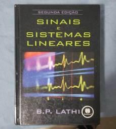 Sinais E Sistemas Lineares Autor: Lathi, B.P