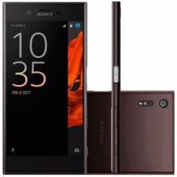 Celular Sony Xperia Xz F 8332 Preto Platinum