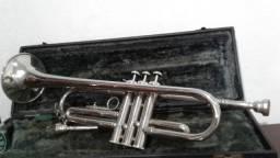 Trompete Weril Jr 92 - Si b - C/ case