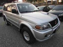Mitsubishi pajero sport 4x4 aut se turbo diesel completa 2002