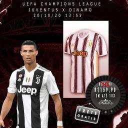 Promoção Camisa Juventus 20/21!
