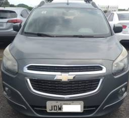 GM Chevrolet Spin LTZ 7 Lugares Manual 2013