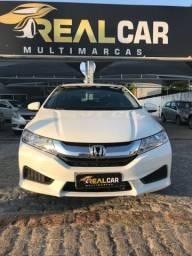 Honda City Ex Automático 2017/Única Dono!
