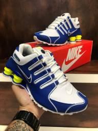 Tênis Nike Shox Nz - $180,00
