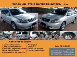 Vendo Perua - Toyota Corolla Fielder 2007 1.8 16v