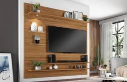 Painel Suspenso para TV até 60 polegadas para deixar seu ambiente mais agradável