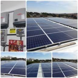 Cansado de pagar conta de energia cara!!! Energia solar fotovoltaica!!!