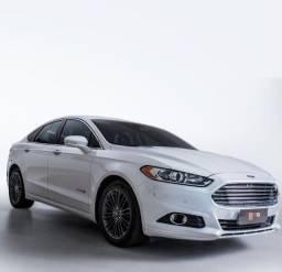 Ford Fusion Titanium Hibrid AUT. 2014/2014 Aceito troca