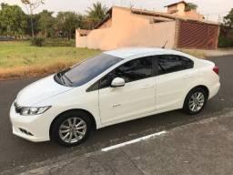 Honda Civic LXR 2.0 Flexone 16V Ano 2014