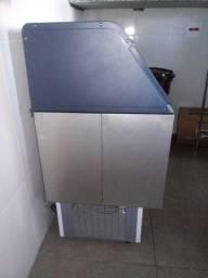 Maquina de gelo everest 100 kilos dia