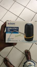 Bomba eeelétrica para galão de água 63$