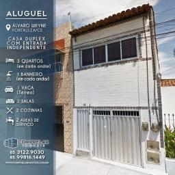 Casa para alugar no Alvaro Weyne