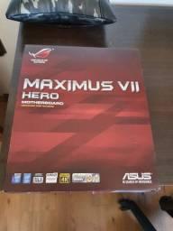 Vendo kit placa mae + processador + memória