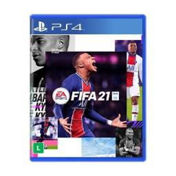 Game FIFA 21 - PS4