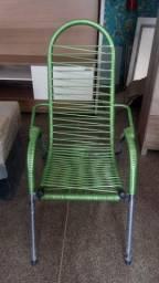 Cadeira de fio luxo