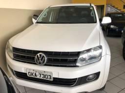 Vw - Volkswagen Amarok Highline 2.0 CD 4x4 Diesel ano 2013