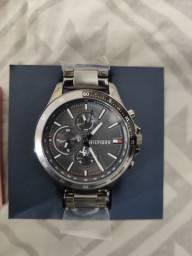 Relógio Tommy Hilfiger ORIGINAL- ZERO