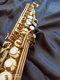 Sax Soprano Eagle 502