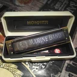 Gaita Horner Marine Band 1986 - NOVA