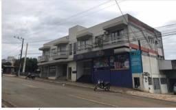 Edifício comercial e residencial