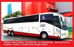 Ônibus Rodoviário Irizar 2002 Skania K-124