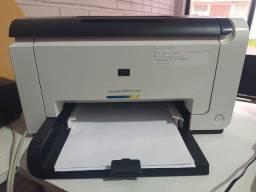 Impressora laserjet 1025 color + transfer para longdrink