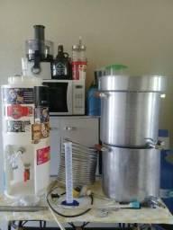 Kit de fabricação de cerveja caseira / home brewer