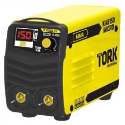 Título do anúncio: Máquina para Solda Super Tork 220V Inversora 150A KAB 150